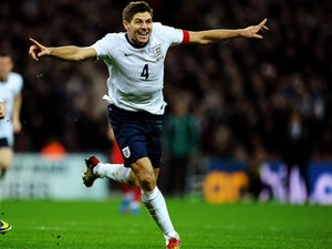 Gerrard turns attention back to Liverpool