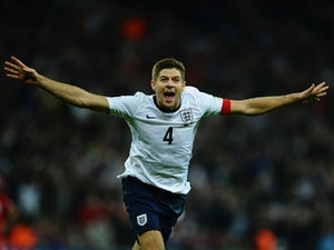 Rodgers hails Gerrard