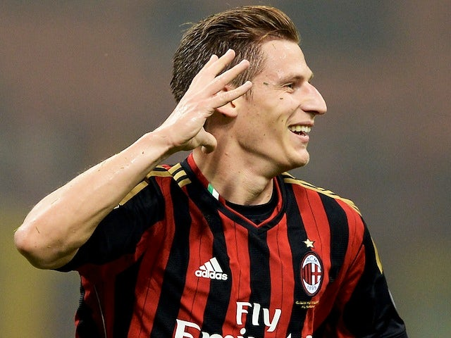 Result: Milan grind out victory