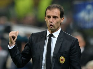 Allegri aiming for Ajax win