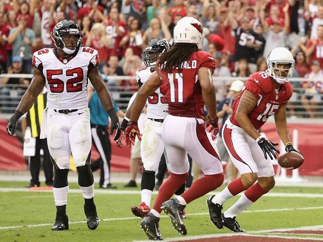 Result: Ellington stars as Cardinals control Falcons
