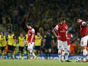 Ramsey slams Arsenal for 'switching off'