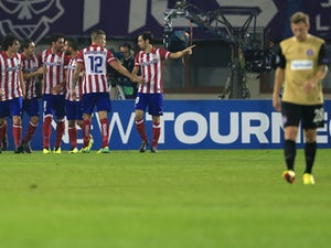 Live Commentary: Austria Vienna 0-3 Atletico - as it happened