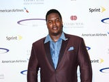 Pro football player Bryant McKinnie attends the 28th Anniversary Sports Spectacular Gala at the Hyatt Regency Century Plaza on May 19, 2013