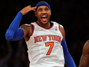 Anthony replies to angry Knicks fan