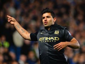 Pellegrini: 'No injury to Aguero'