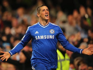 Team News: Torres starts ahead of Ba for Chelsea