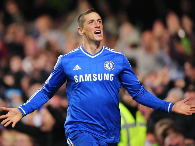 Result: Torres wins it for Chelsea