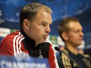 De Boer: 'Barca didn't expect our performance'