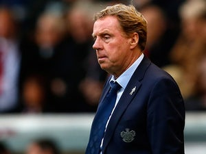 Redknapp: 'Draw was a fair result'