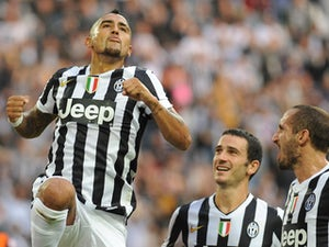 Arturo Vidal rules out Juventus exit