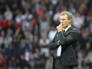 Blanc demands PSG win over Anderlecht