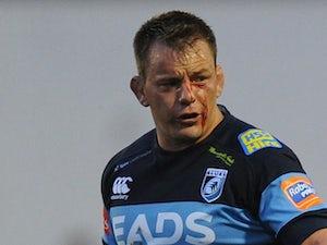 Matthew Rees returns to Cardiff Blues