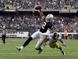 Pryor: 'I can't catch'