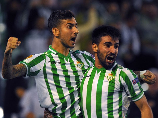 Result: Real Betis held to 0-0 draw