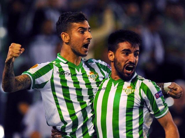 Result: Betis survive Lleida scare