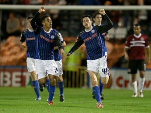 Result: Rochdale secure draw with two late goals