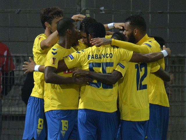 Result: Estoril Praia sneak past nine-man Braga
