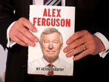 The autobiography of Sir Alex Ferguson upon its release on October 22, 2013