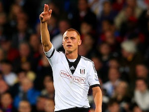 Sidwell: 'Win relieves pressure'