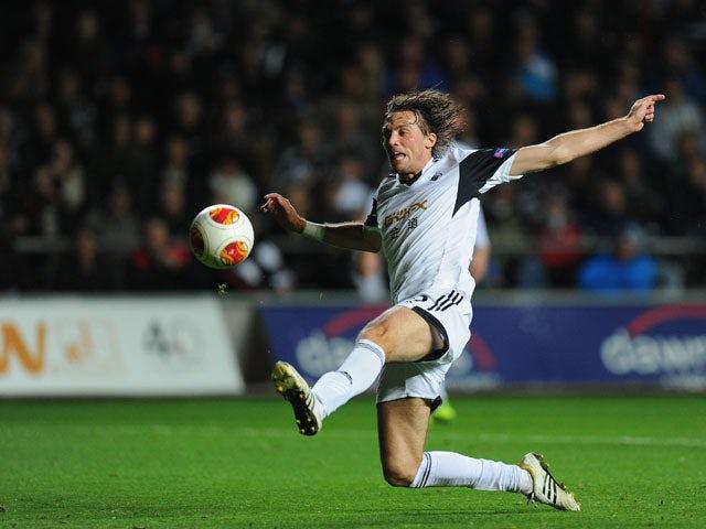 Result: Swansea held after last-minute penalty