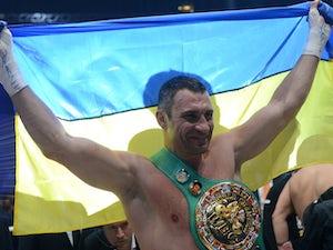 Klitschko to stand for Ukrainian presidency