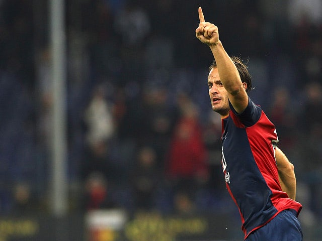Result: Lazio slip to Genoa defeat