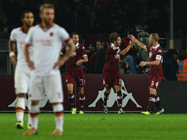 Result: Roma lose 100% record