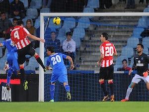 Early Laporte header hands Bilbao win