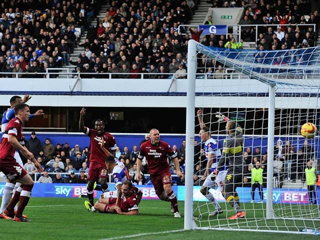 Result: QPR edge out Derby