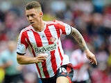 Sunderland's Connor Wickham in action against Fulham on August 17, 2013
