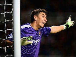 Pantilimon confident of being first choice