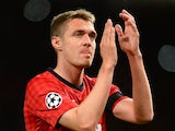 It took almost 12 months, but Fletcher returned as a substitute, replacing Paul Scholes, against Galatasaray in September 2012.