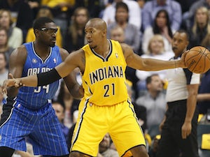 NBA roundup: Pacers win to tie series