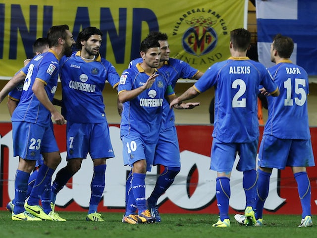 Result: Getafe ease past Girona