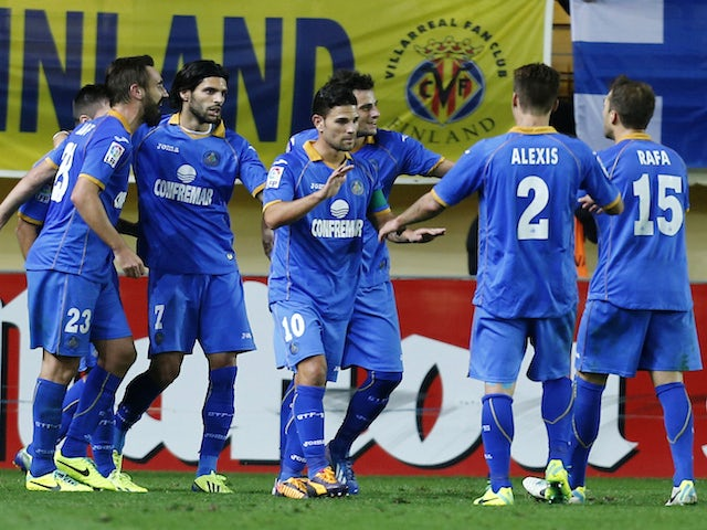 Result: Getafe ease past Girona