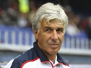 Gasperini hails Genoa desire