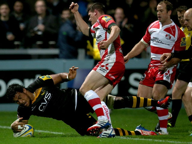Result: Late tries seal win for Wasps