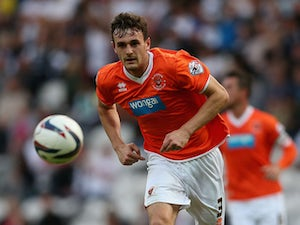 Half-Time Report: Blackpool, Doncaster level at the break