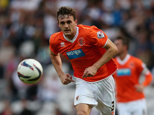 Result: Blackpool equalise at the death