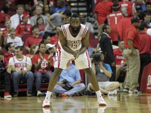 Rockets crush Lakers in heated clash