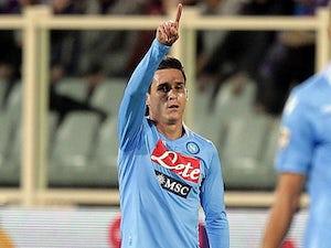 Napoli into last eight of Coppa Italia