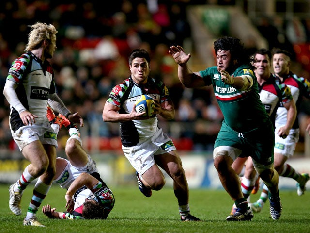 Result: Harlequins enjoy comfortable win