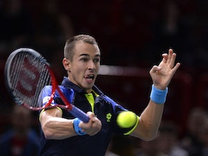 Result: Rosol boots out Chardy in Paris