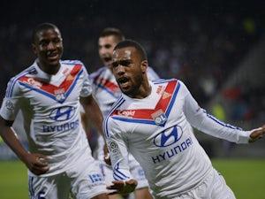 Result: Late Lacazette goal enough for Lyon