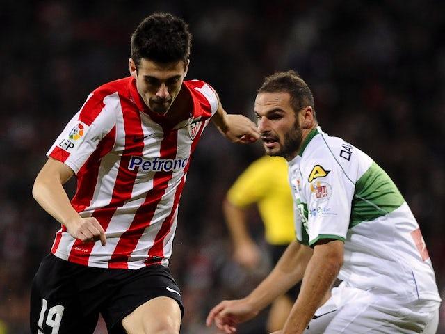 Result: Bilbao overturn first-leg deficit