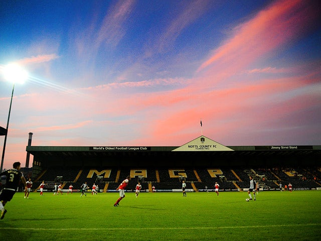 Hodge: 'Notts must be focused against Coventry'