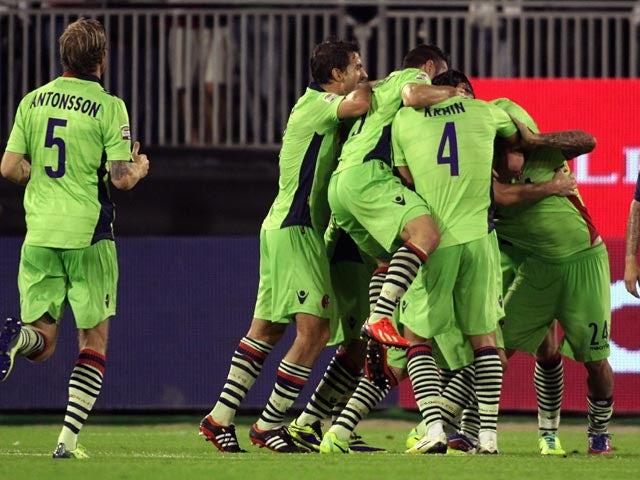 Result: Bologna scrape past Torino