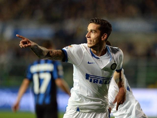 Result: Atalanta, Inter draw