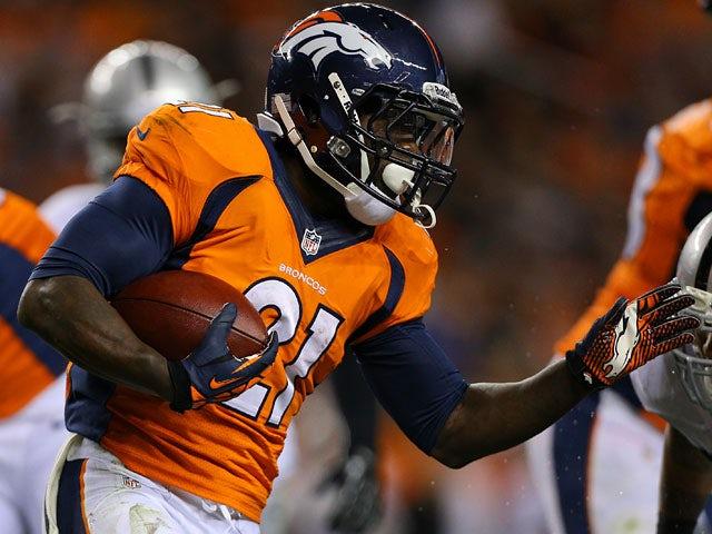 Result: Broncos survive Vikings comeback